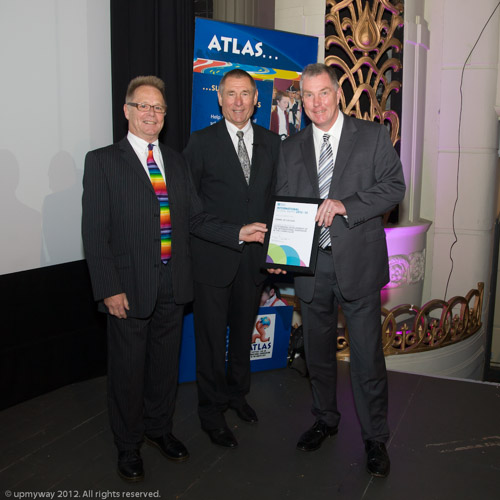 ATLAS Awards 2012