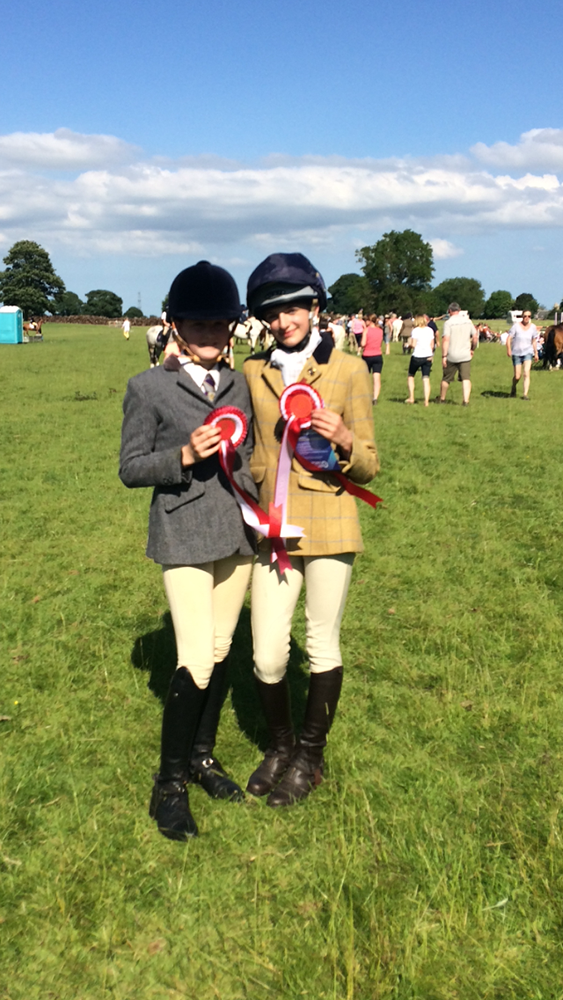 Sarah and Eleanor Qualify For National Championships