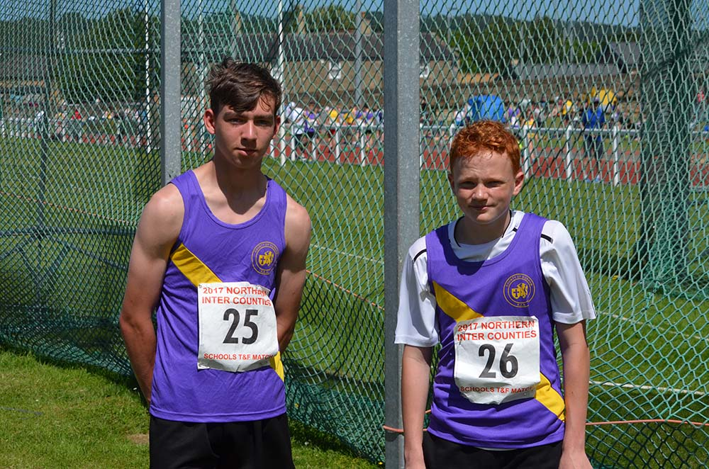 Inter-County Athletics Championships 4