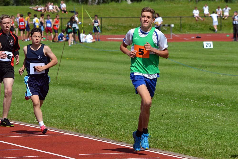 Carmel Runners Up in Regional A Final 3