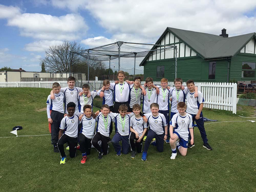 Boys Cricket