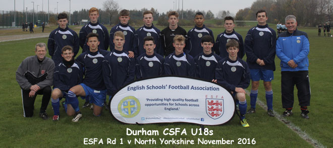 Callum and Kyle Make National Final with County Team