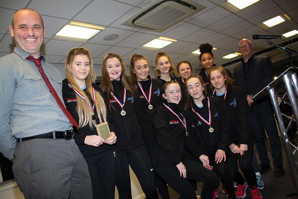 Carmel Headlanders Darlington Team of the Year