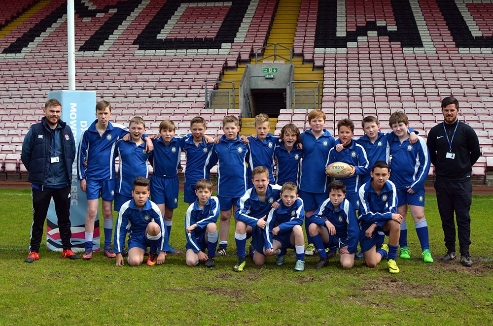 Y7 County Cup Runners Up