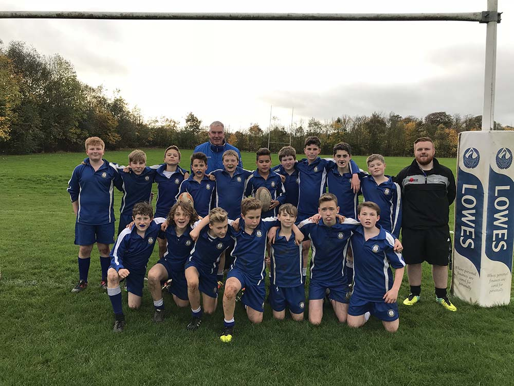 Rugby Year 8 Tournament