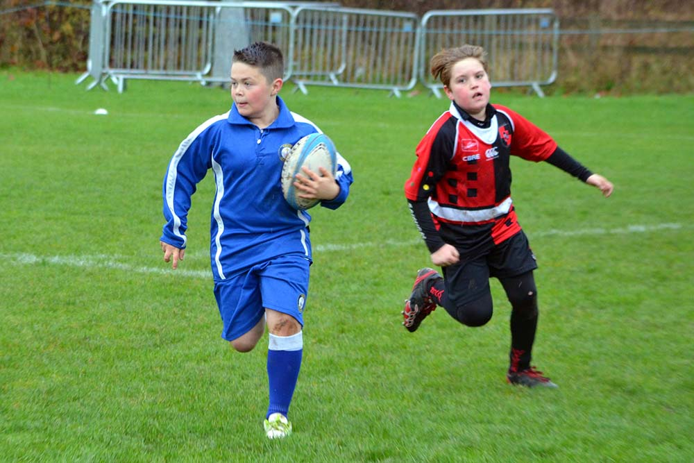 Year 7 Rugby
