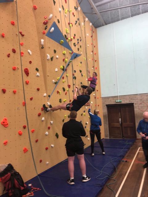 Climbing Wall 5