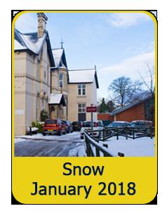 Snow January 2018