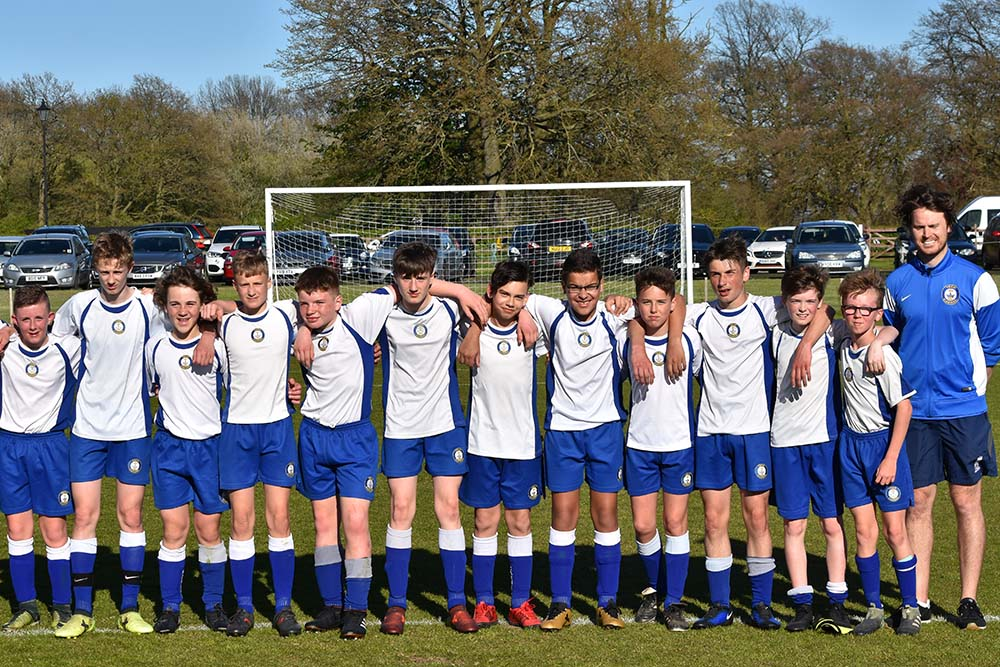 Year 8 Town Cup 2018