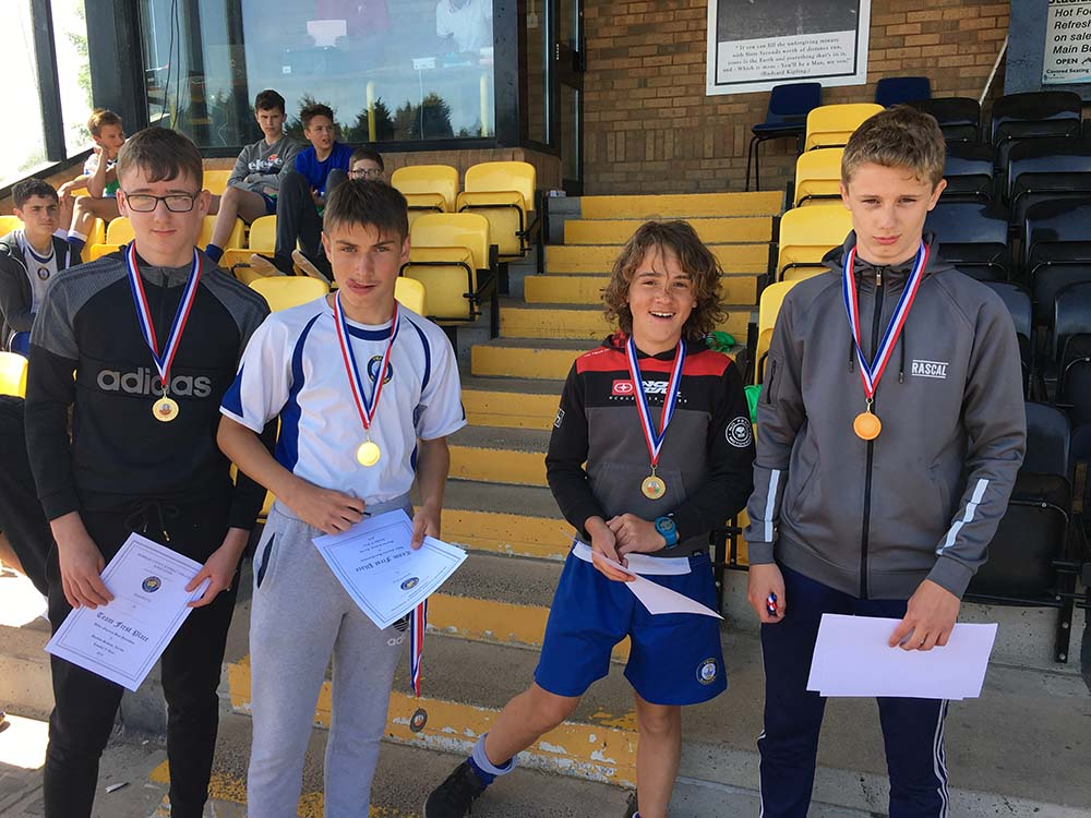 Junior Boys Pentathlon 2