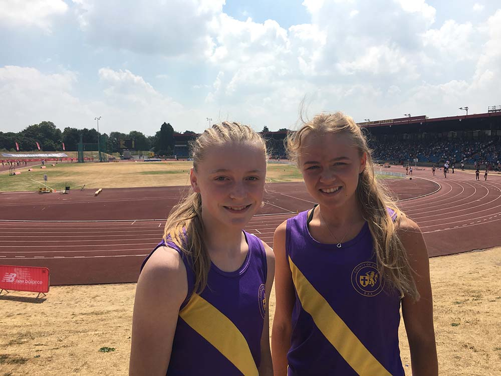 English Schools Track and Field Championships