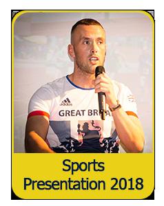 Sports Presentation Evening 2018