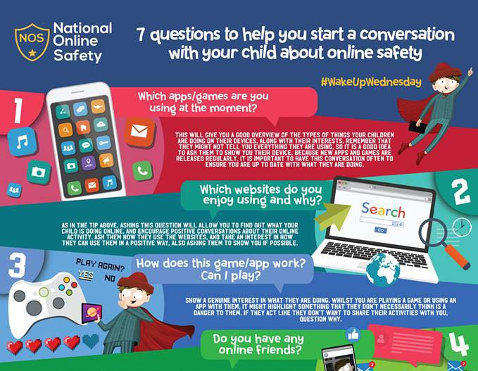Online Safety Conversation