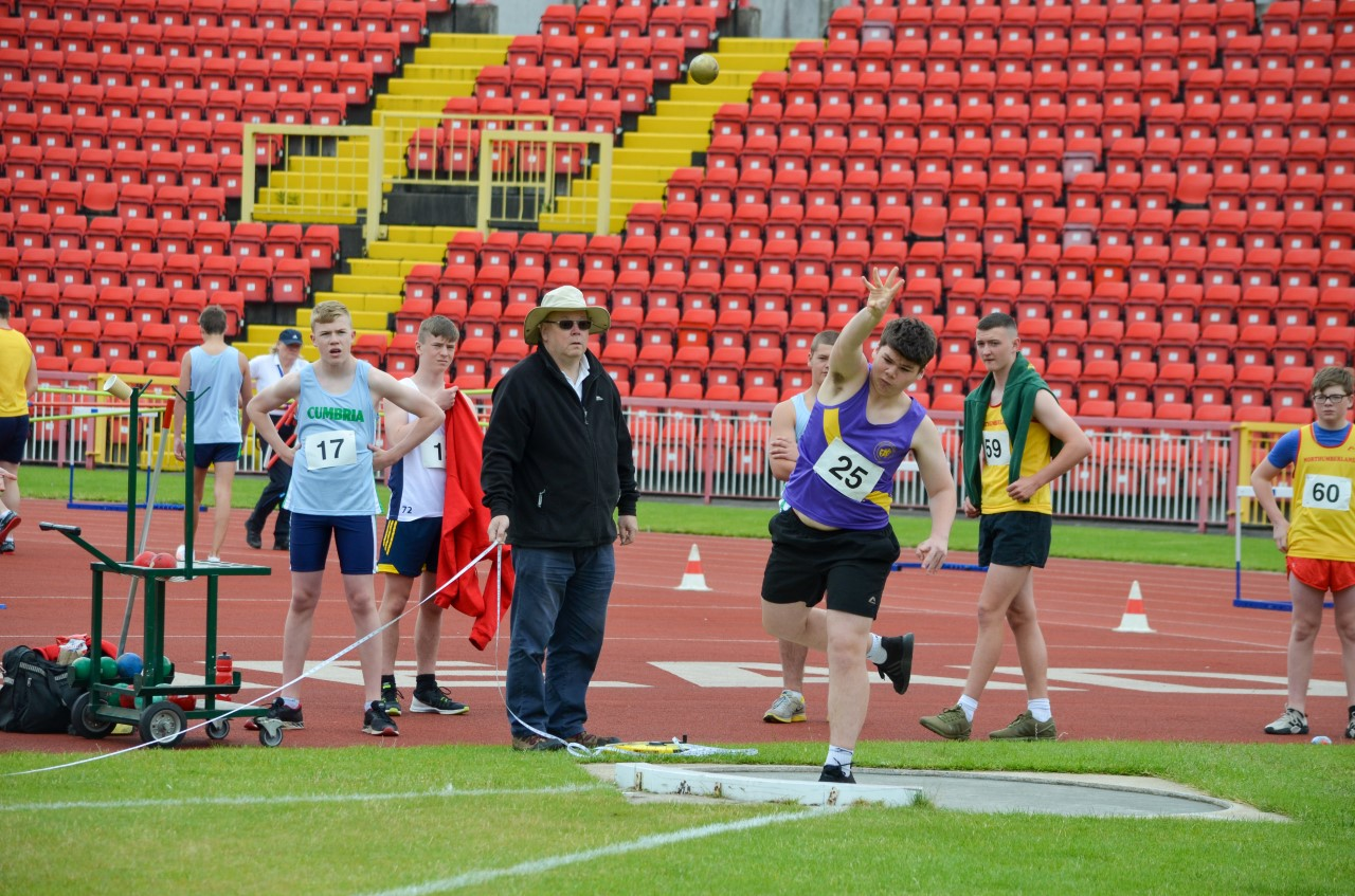 Inter County Athletics Championship 2