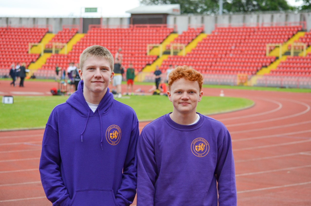 Inter County Athletics Championships 1