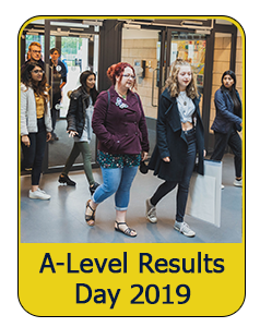 2019 A Level Results Day